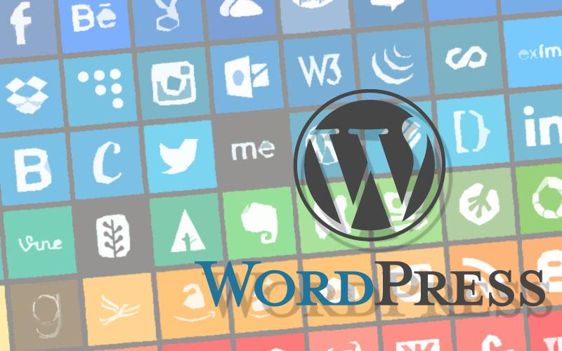 Las mejores opciones para botones sociales en WordPress