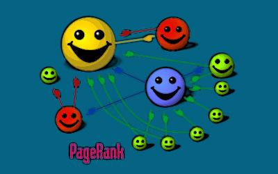 Los SEOs consideran factores como el PageRank para el análisis