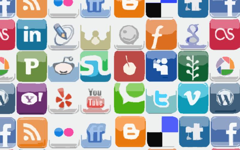Hay muchas opciones para elegir una red social