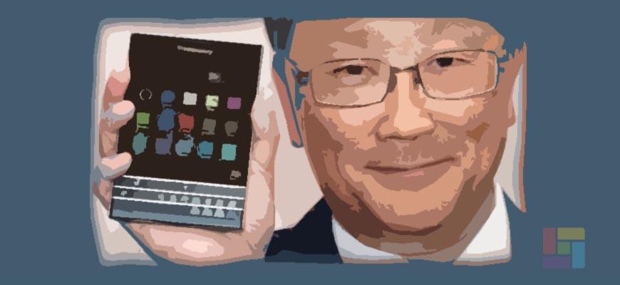 Passport, ¿será este el pasaporte de regreso para BlackBerry?